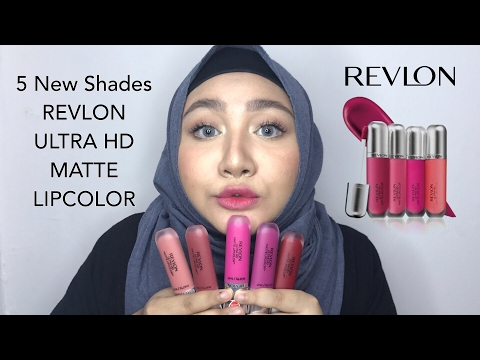 5-new-shades-revlon-ultra-hd-lipcolor-review-&-swatch-|-bahasa-indonesia-|-diendiana