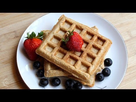 Easy Waffles Recipe | How To Make Waffles | The Sweetest Journey