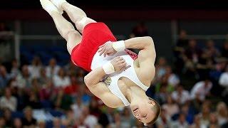 Прыжки на батуте  Личное первенство Чемпионат России