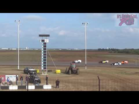 Salina Speedway - 9-30-18 - Mid America Clash 6 -A Mod B Feature