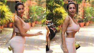 Malaika Arora Khan Look After Workout At Gym