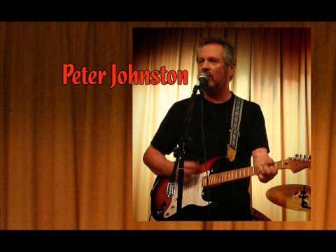Peter Johnston playing Crockett's Theme