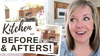 Kitchen Declutter: Before and Afters! | Minimalist Family Life (2018)