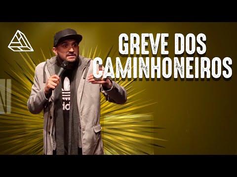 THIAGO VENTURA - GREVE DOS CAMINHONEIROS