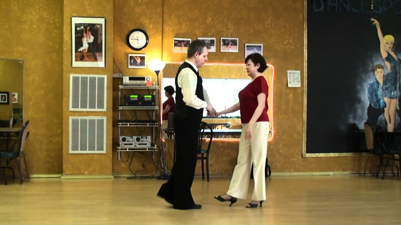 Social Cha Cha Lesson 8 Chase Couple Youtube