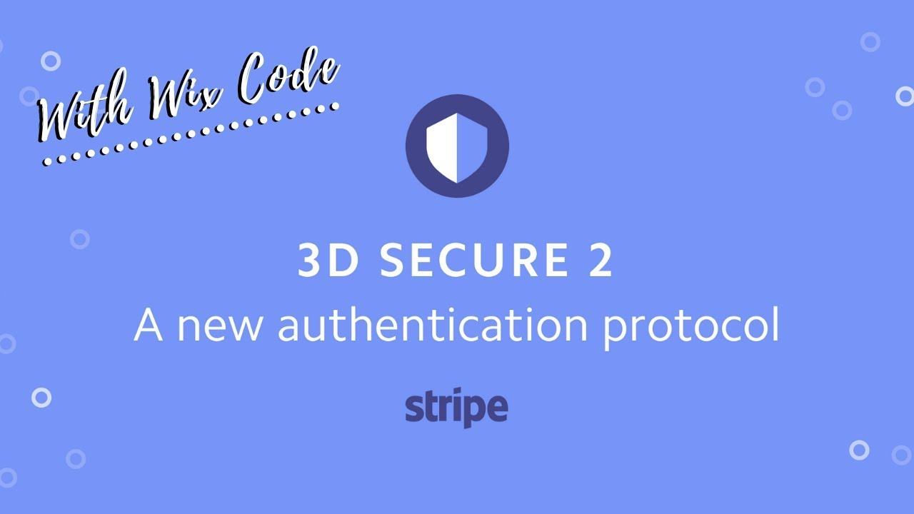 Wix Code - 3D Secure Payments With Stripe's Checkout Integration - Demo By  Dude Lemon