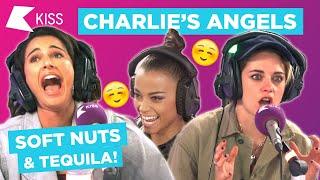 Charlie's Angels cast DRUNK on set! 🎬 🥴