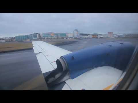 Eagle Air Jetstream 32 take-off