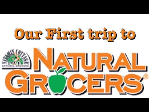 Our First Trip To Natural Grocer | Ep:858