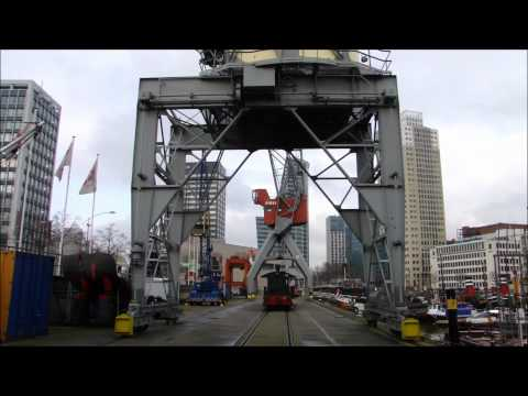 Netherlands: The old maritime Rotterdam