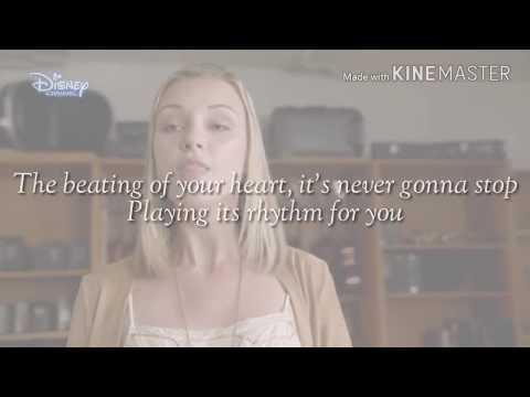 Beating of your heart - Lyrics ||Backstage