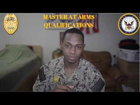 MILITARY QUALIFICATIONS 2019 (MASTER AT ARMS UPDATE)