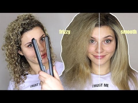 Virgin Relaxer on Long Hair | from YouTube · Duration:  11 minutes 9 seconds