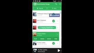 Saavn Downloader - Download mp3 files