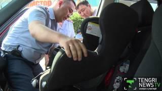 Полицейские рассказали, как правильно установить детское кресло в машине(, 2014-08-20T08:34:19.000Z)