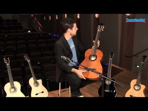 Cordoba C5 Nylon-string Guitar Demo - Sweetwater Sound