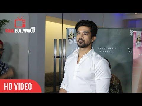 Saqib Saleem At Carbon Short Film Special Screening Jackky