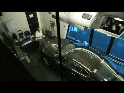 auto motor und sport tv luxuswaschstra e youtube. Black Bedroom Furniture Sets. Home Design Ideas