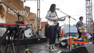 BØRNS - Seeing Stars (SXSW 2015) HD