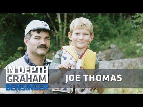 Joe Thomas: I was a wild child
