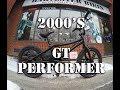 CUSTOM 2000's GT PERFORMER @ Harvester Bikes MID SCHOOL BMX