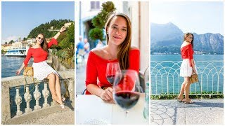 CIAO BELLAGIO! ITALY VLOG / Covering the Bases