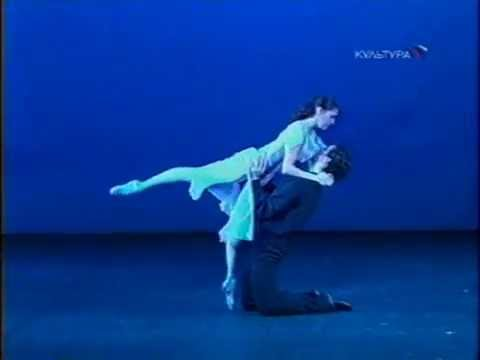Chopin's Nocturne - Nikulina & Biktimirov - Bolshoi Ballet