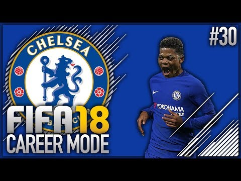FIFA 18: CHELSEA CAREER MODE #30 - GRINDING OUT RESULTS!