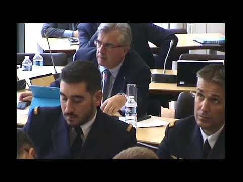 Question aux représentants d'associations professionnelles nationales de militaires