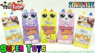 Котята печальки и цапцарапки Выбери Котенка Игрушки сюрприз/New Kittens Toys Kinder Surprise
