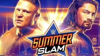 The One Match That Will Rule WWE SummerSlam 2018