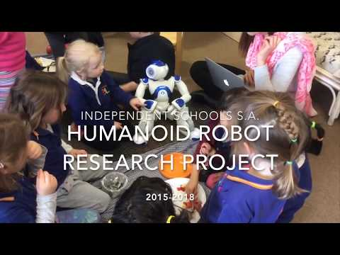 Humanoid Robot Research Project 2015-2018