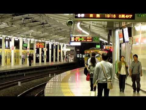 Seibu Shinjuku Line ● 西武新宿線
