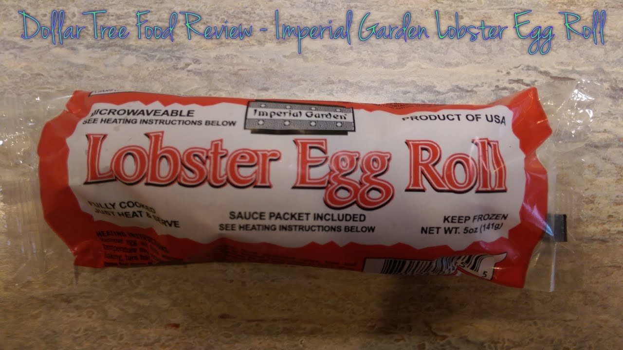 recipe: lobster egg roll dollar tree [1]