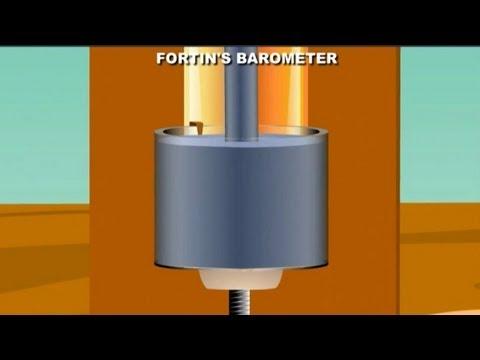 Fortins Barometer