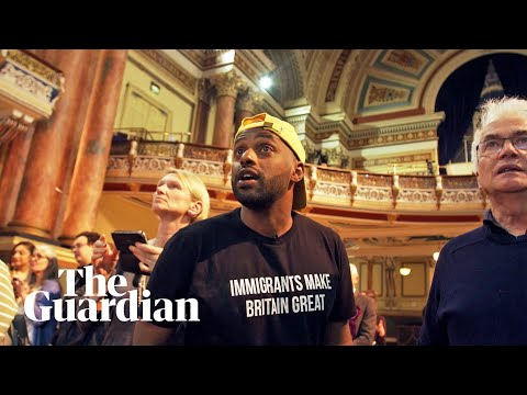 'Immigrants make Britain great': Magid Magid's unlikely journey to Green MEP