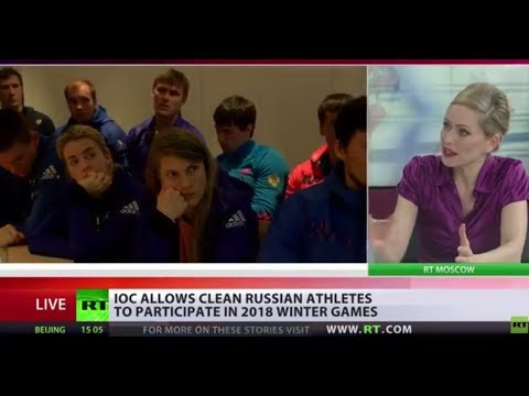 Olympic Ban: IOC allows clean Russian athletes to participate in 2018 Winter Games