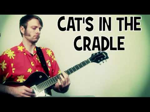 Harry Chapin Cat S In The Cradle Guitar Chords Lesson With Tab