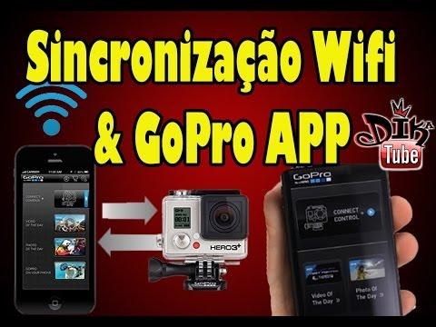 GoPro Hero3 Sincronização