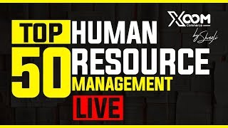 (Mock 18) human resource management mcq for nta ugc net || Commerce and Management || 8948156741