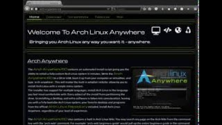 Arch Anywhere Full Install(Arch Anywhere can be found on my website: http://arch-anywhere.org In this video I complete a full Arch Linux install using Arch Anywhere with auto partitioning, ..., 2016-02-07T18:26:27.000Z)