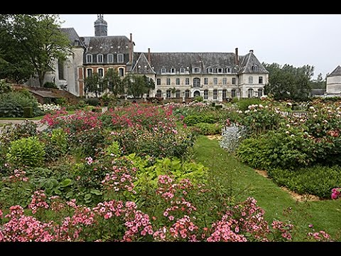 visite d taill e des jardins de l 39 abbaye de valloires youtube. Black Bedroom Furniture Sets. Home Design Ideas