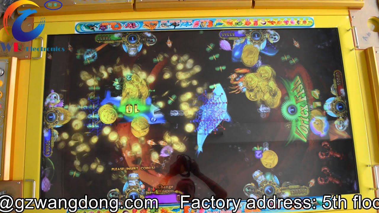 Fishing Game Ocean King 2 English Version Help You Earn