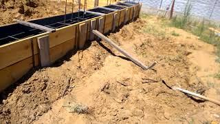 видео Типоразмеры плит ленточных фундаментов