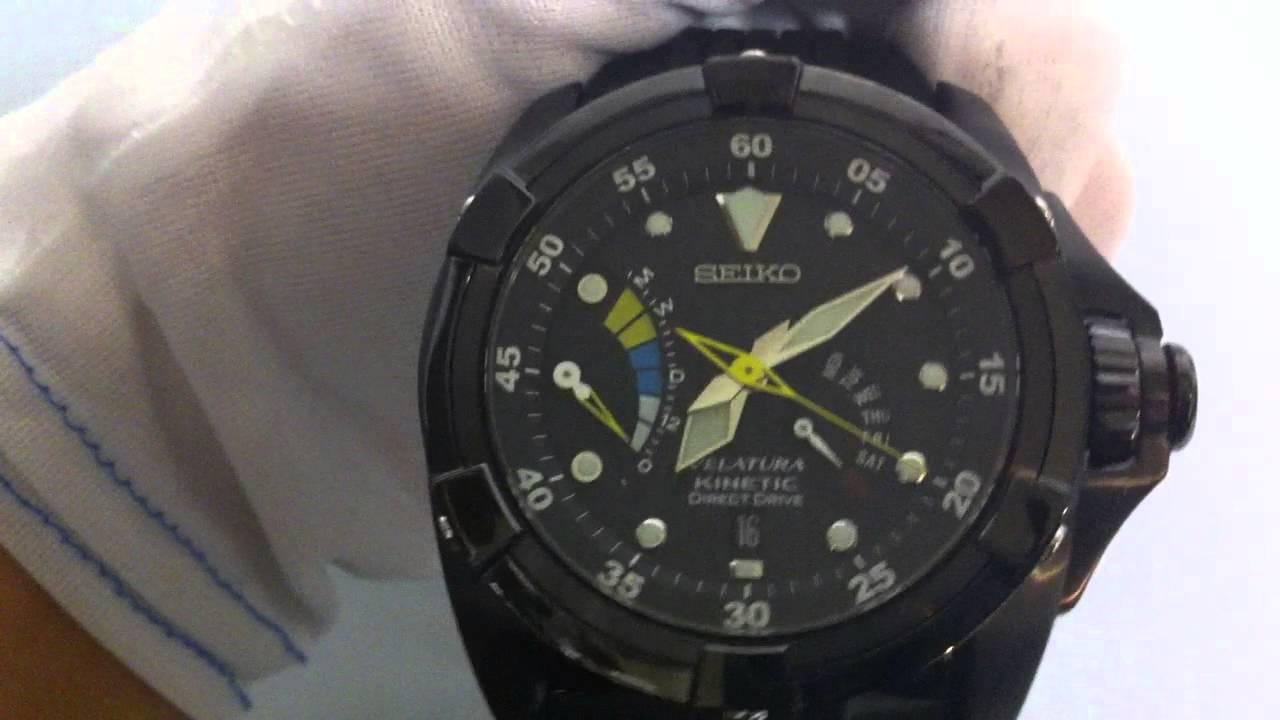 men s seiko velatura kinetic direct drive watch srh013 youtube rh youtube com Seiko Velatura Men's Watch Srq001 Seiko Velatura Sun011