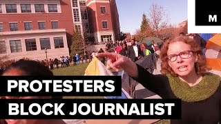 University of Missouri Professor Calls For 'Muscle' Against Reporter