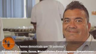 ECUAVOLEY RADIO, EMPRENDEDOR, BAYARDO RAMIREZ
