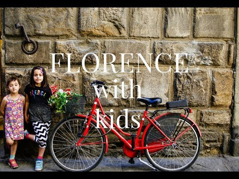LIFE IN ITALY: Florence with kids