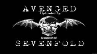 Avenged Sevenfold-Burn It Down