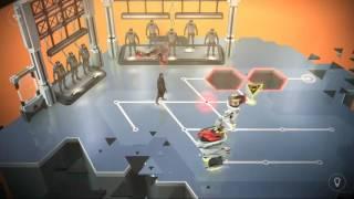 Deus Ex Go Level 50